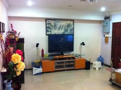 Medan Idaman setapak 3sty 6R4B Freehold Renovated