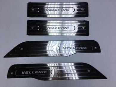 Toyota Vellfire 2008-2014 Side Steel Plate