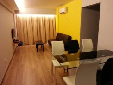 Furnished Condominium Garden City ,Bandar Hilir Melaka