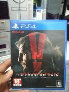 Ps4 Metal Gear Solid 5