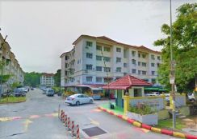 [LOW DEPOSIT] Sri Begonia Top Floor, Bandar Puteri Freehold