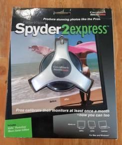 Datacolor Spyder2 Express Calibrator