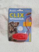 CLIX Whizzclick Whistle And Clicker for Pets