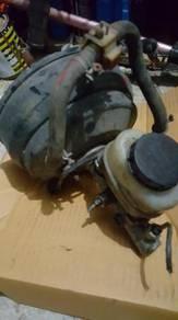 Proton servo brake double complete masterpump