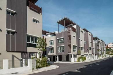 Canary Residence 4 Storey With Lift, Cheras Hartamas off Jalan Segar
