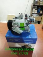 Air Cond Compressor for Honda Accord 08-13