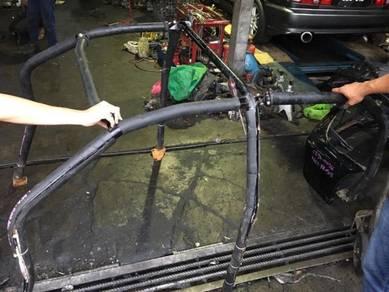Evo3 Original Roll Cage