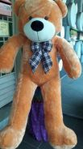 Teddy bear besar saiz 160cm warna coklat