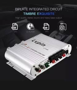 Amplifier superbass kereta & rumah