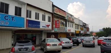 Petaling Jaya Sea Park 3 storey shop