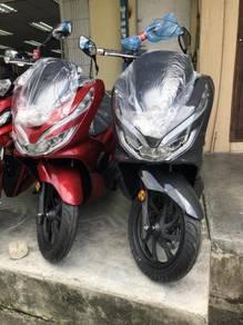 2019 Honda PCX 150 cc new (ready stock)