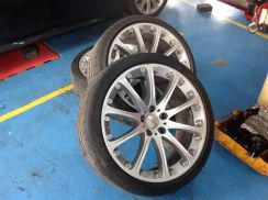 For sale Bmw E60 Hartge 20icnh sportrims