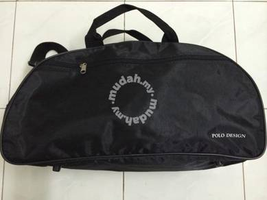 POLO Design Travel Bag / Beg