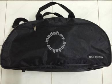 POLO Design Travel Bag / Beg