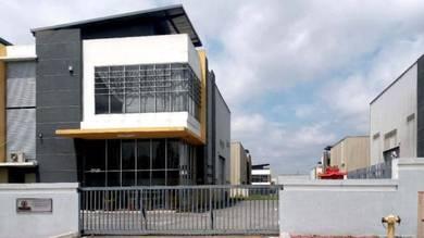 Semtec Technology Park Semenyih, Selangor 1.5 Storey Semi-D Factory