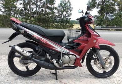 2015 Yamaha 125zr 125z Tiptop