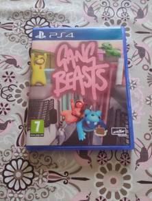 Gang beasts ps4 cd