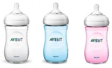 Philips Avent feeding Bottle 9oz ( 1pc )