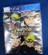 Ps4 naruto storm trilogy