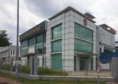 Lekas 18 Industrial Park Semenyih, 3 Storeys Corner Semi-D Factory