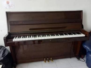 Upright Schiller Piano