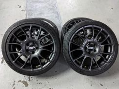 BBS CK 19 inch 5x112 w/ Michelin PS4s 2018 tyres