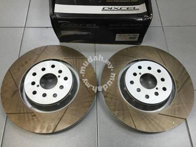 Dixcel Disc Rotor Type FS Subaru Impreza GDB GRB