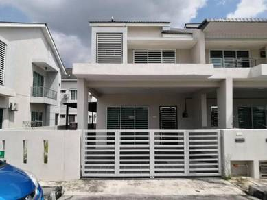 Double Storey Endlot Taman Pearl Harmoni For Sale