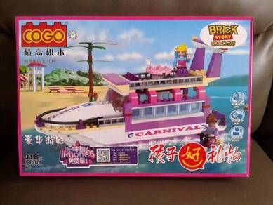 Brick Friend Yacht 14508 Cogo