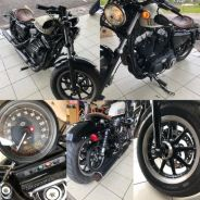 Preowned Harley Davidson Forty-Eight (Us spec)