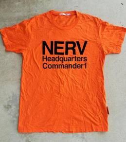 NERV evangelion 2.0 orange kueii