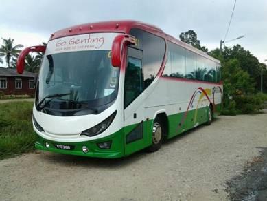 Perkhidmatan bas persiaran