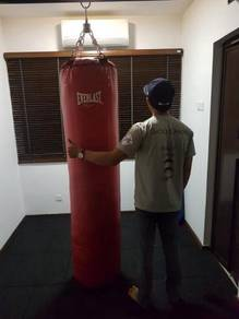 Punching bag 7feet 180cm with filling NEW