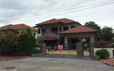 Bandar Baru Sri Klebang Parklane Double Storey Freehold Bungalow Ipoh