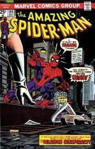 Poster THE AMAZING SPIDERMAN COMIC
