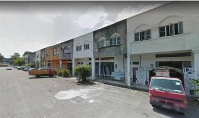 1.5 Storey Factory Bandar Teknologi Kajang Selangor, 20x80, Freehold