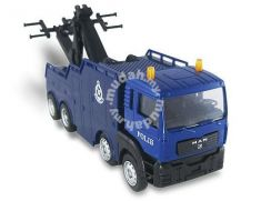 Man Towing Truck PDRM 1:43 DIECAST MODEL