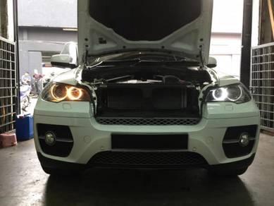 BMW E60 E90 E92 X6 LED Angel Eye / E60
