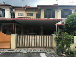 Double Storey House at Ipoh Taman Pengkalan Perdana