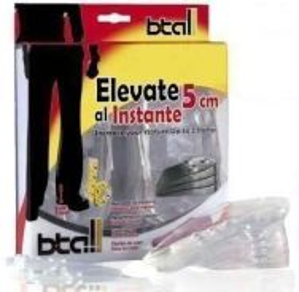Elevator Shoe Gel BTALL ( 10-109-11 )