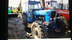 Ford 8210 import recondition tractor