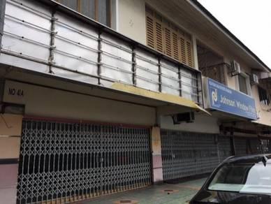 OFFICE & SHOP LOT at Jalan Ong Kim Wee /Jalan Hang Tuah ,Gajah Berang
