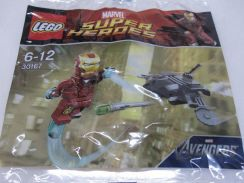 LEGO 30167 Iron Man vs Fighting Drone