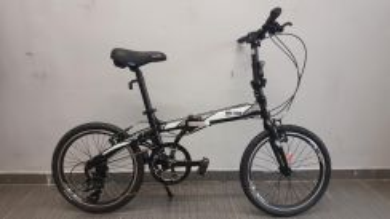 Raleigh bicycle folding ugo 8sp shimano white