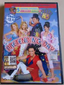 DVD Hi-5 Series 8 Vol.6 Pretending Day Australia