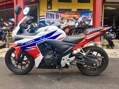 Honda CBR500RE