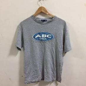 ABC USA Sportswear Saipan Shirt Size M Made In USA