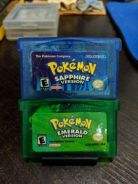Gameboy Advance Carts