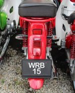 Demak Eco 110 Classic WITH VVIP PLATE WRB 15