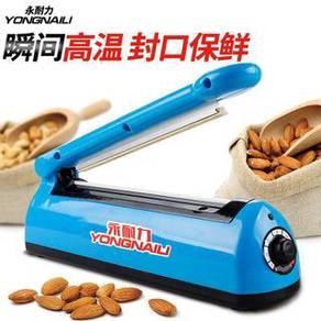 Electric Hand pressure Sealer plastic film Machine
